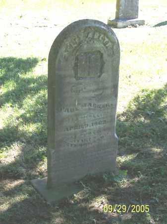 MARKER, ELIZABETH - Montgomery County, Ohio | ELIZABETH MARKER - Ohio Gravestone Photos