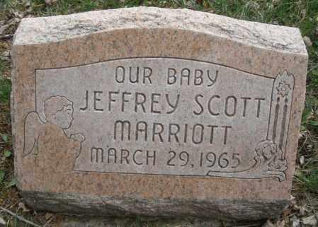 MARRIOTT, JEFFREY SCOTT - Montgomery County, Ohio | JEFFREY SCOTT MARRIOTT - Ohio Gravestone Photos
