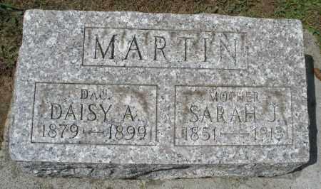 MARTIN, DAISY A. - Montgomery County, Ohio | DAISY A. MARTIN - Ohio Gravestone Photos
