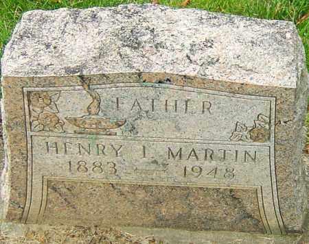 MARTIN, HENRY I - Montgomery County, Ohio   HENRY I MARTIN - Ohio Gravestone Photos
