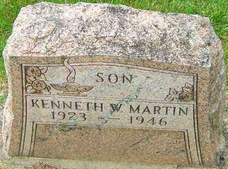 MARTIN, KENNETH - Montgomery County, Ohio | KENNETH MARTIN - Ohio Gravestone Photos