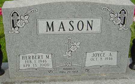 MASON, HERBERT M - Montgomery County, Ohio   HERBERT M MASON - Ohio Gravestone Photos