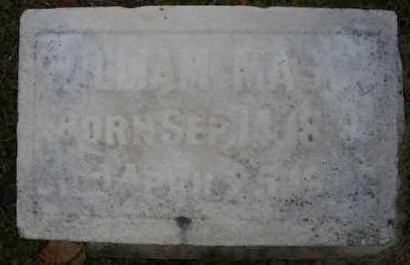 MASON, WILLIAM - Montgomery County, Ohio   WILLIAM MASON - Ohio Gravestone Photos