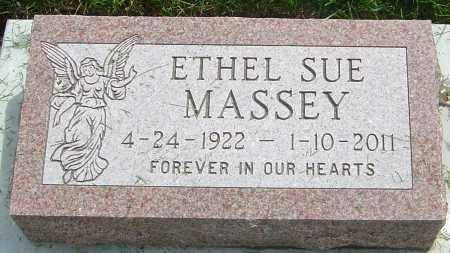 MASSEY, ETHEL SUE - Montgomery County, Ohio | ETHEL SUE MASSEY - Ohio Gravestone Photos
