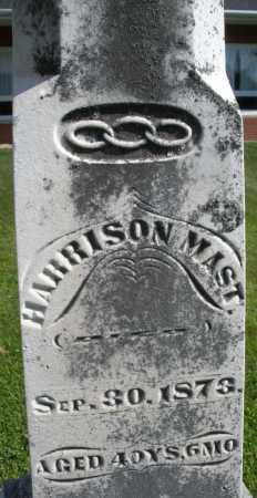 MAST, HARRISON - Montgomery County, Ohio | HARRISON MAST - Ohio Gravestone Photos