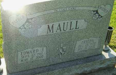 FABRICK MAULL, FRIEDA - Montgomery County, Ohio | FRIEDA FABRICK MAULL - Ohio Gravestone Photos