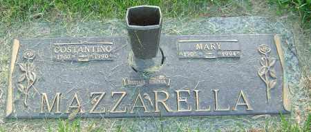MAZZARELLA, COSTANTINO - Montgomery County, Ohio | COSTANTINO MAZZARELLA - Ohio Gravestone Photos