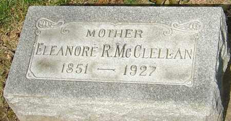 BENHAM MCCLELLAN, ELEANORE REBECCA - Montgomery County, Ohio   ELEANORE REBECCA BENHAM MCCLELLAN - Ohio Gravestone Photos