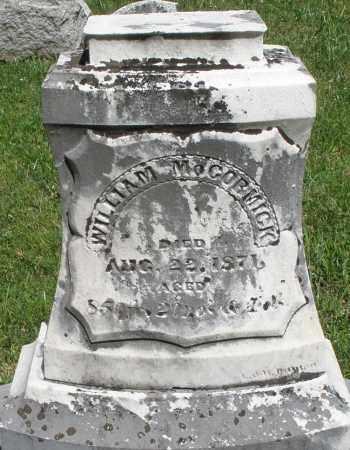 MCCORMICK, WILLIAM - Montgomery County, Ohio | WILLIAM MCCORMICK - Ohio Gravestone Photos