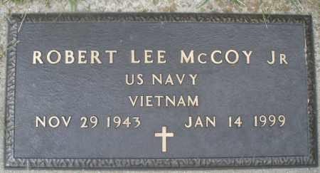 MCCOY, ROBERT LEE JR. - Montgomery County, Ohio | ROBERT LEE JR. MCCOY - Ohio Gravestone Photos