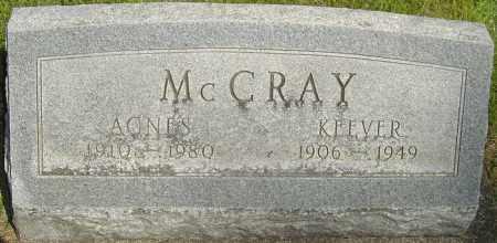 MRCRAY, KEEVER - Montgomery County, Ohio | KEEVER MRCRAY - Ohio Gravestone Photos