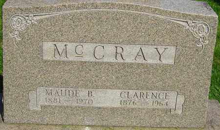 MCCRAY, MAUDE MAY - Montgomery County, Ohio | MAUDE MAY MCCRAY - Ohio Gravestone Photos
