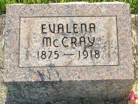 BRACKNEY MCCRAY, EVALENE - Montgomery County, Ohio | EVALENE BRACKNEY MCCRAY - Ohio Gravestone Photos