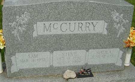 MCCURRY, STEVE - Montgomery County, Ohio | STEVE MCCURRY - Ohio Gravestone Photos