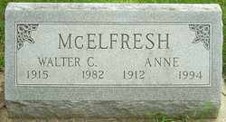 MCELFRESH, ANNE - Montgomery County, Ohio | ANNE MCELFRESH - Ohio Gravestone Photos