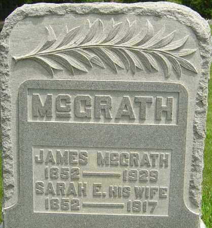 MCGRATH, JAMES - Montgomery County, Ohio | JAMES MCGRATH - Ohio Gravestone Photos