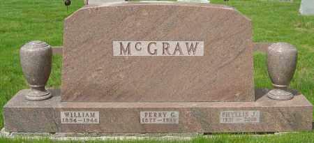 MCGRAW, PERRY G - Montgomery County, Ohio | PERRY G MCGRAW - Ohio Gravestone Photos