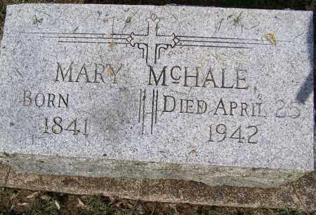 MCHALE, MARY - Montgomery County, Ohio | MARY MCHALE - Ohio Gravestone Photos