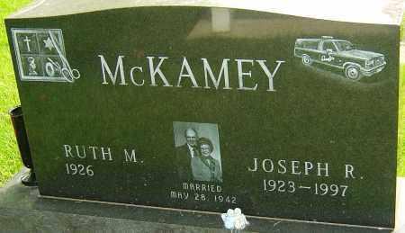 MCKAMEY, JOSEPH R - Montgomery County, Ohio | JOSEPH R MCKAMEY - Ohio Gravestone Photos