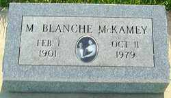 MCKAMEY, M BLANCHE - Montgomery County, Ohio | M BLANCHE MCKAMEY - Ohio Gravestone Photos
