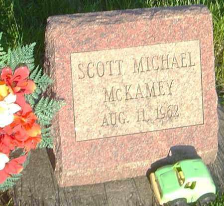 MCKAMEY, SCOTT MICHAEL - Montgomery County, Ohio | SCOTT MICHAEL MCKAMEY - Ohio Gravestone Photos