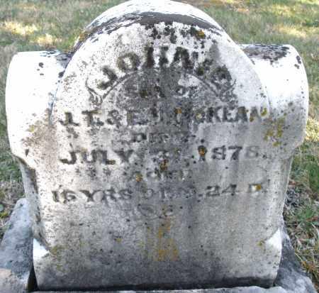 MCKEAN, JOHNIE - Montgomery County, Ohio | JOHNIE MCKEAN - Ohio Gravestone Photos