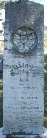 MCKEAN, WILLIAM A. - Montgomery County, Ohio | WILLIAM A. MCKEAN - Ohio Gravestone Photos