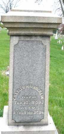 MCLAUGHLIN, CHARLES - Montgomery County, Ohio | CHARLES MCLAUGHLIN - Ohio Gravestone Photos