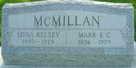 MCMILLAN, MARK E C - Montgomery County, Ohio | MARK E C MCMILLAN - Ohio Gravestone Photos