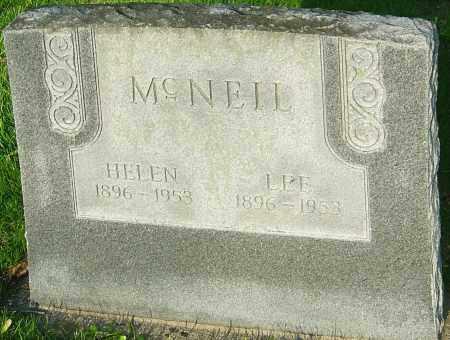 MCNEIL, HELEN - Montgomery County, Ohio   HELEN MCNEIL - Ohio Gravestone Photos