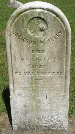 MCNELLY, JACKSON - Montgomery County, Ohio | JACKSON MCNELLY - Ohio Gravestone Photos