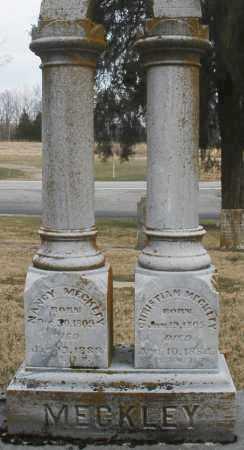 MECKLEY, CHRISTIAN - Montgomery County, Ohio | CHRISTIAN MECKLEY - Ohio Gravestone Photos