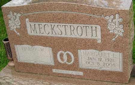 SUMMERS MECKSTROTH, MARGARET L - Montgomery County, Ohio | MARGARET L SUMMERS MECKSTROTH - Ohio Gravestone Photos