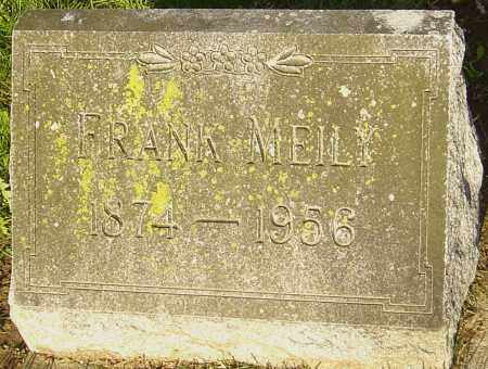 MEILY, FRANK - Montgomery County, Ohio | FRANK MEILY - Ohio Gravestone Photos