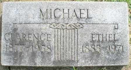 MICHAEL, CLARENCE - Montgomery County, Ohio | CLARENCE MICHAEL - Ohio Gravestone Photos