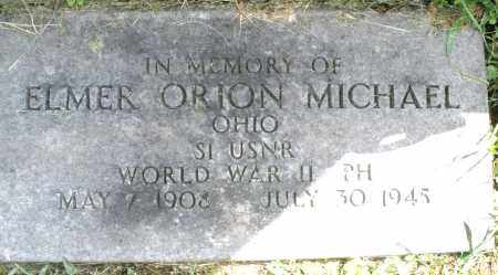 MICHAEL, ELMER ORION - Montgomery County, Ohio | ELMER ORION MICHAEL - Ohio Gravestone Photos