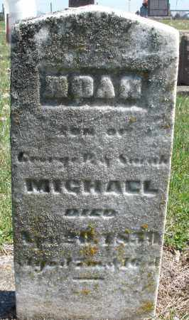 MICHAEL, NOAH - Montgomery County, Ohio   NOAH MICHAEL - Ohio Gravestone Photos