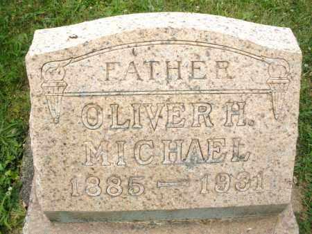 MICHAEL, OLIVER H. - Montgomery County, Ohio   OLIVER H. MICHAEL - Ohio Gravestone Photos
