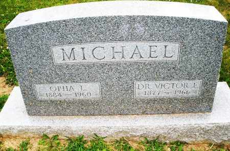 MICHAEL, VICTOR, DR. - Montgomery County, Ohio | VICTOR, DR. MICHAEL - Ohio Gravestone Photos