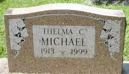 MICHAEL, THELMA C. - Montgomery County, Ohio   THELMA C. MICHAEL - Ohio Gravestone Photos