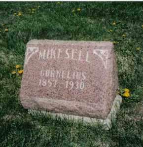MIKESELL, CORNELIUS - Montgomery County, Ohio | CORNELIUS MIKESELL - Ohio Gravestone Photos