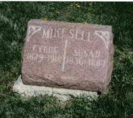 MIKESELL, CYRUS - Montgomery County, Ohio | CYRUS MIKESELL - Ohio Gravestone Photos