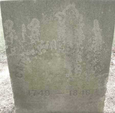 MILLER, CATHARINE - Montgomery County, Ohio | CATHARINE MILLER - Ohio Gravestone Photos