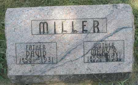 MILLER, MARY R. - Montgomery County, Ohio | MARY R. MILLER - Ohio Gravestone Photos