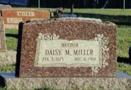 MILLER, DAISY M. - Montgomery County, Ohio   DAISY M. MILLER - Ohio Gravestone Photos