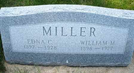 MILLER, WILLIAM M. - Montgomery County, Ohio | WILLIAM M. MILLER - Ohio Gravestone Photos