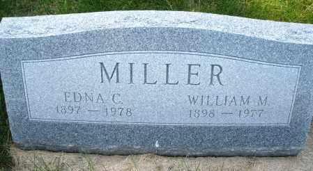MILLER, EDNA C. - Montgomery County, Ohio | EDNA C. MILLER - Ohio Gravestone Photos