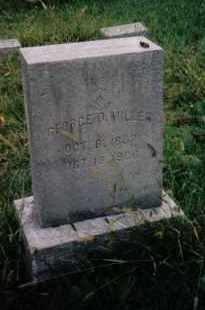 MILLER, GEORGE D. - Montgomery County, Ohio | GEORGE D. MILLER - Ohio Gravestone Photos
