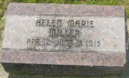 MILLER, HELEN MARIE - Montgomery County, Ohio | HELEN MARIE MILLER - Ohio Gravestone Photos