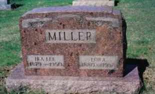 JOLLEY MILLER, LORA A. - Montgomery County, Ohio | LORA A. JOLLEY MILLER - Ohio Gravestone Photos